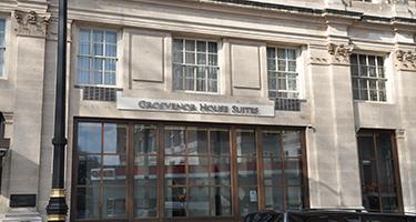 Grosvenor Hotel, Park Lane